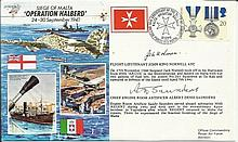 JS/50/41/6c - Operation Halberd Siege of Malta,