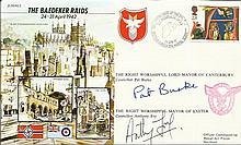 JS/50/42/5c - The Baedeker Raids Exeter,