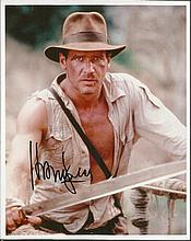 Harrison Ford signed 10 x 8 colour photo from