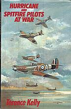 Hurricane and spitfire pilots at war by Terence