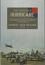 They gave me a hurricane by Charles 'Tich'
