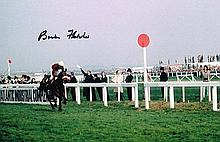 Brian Fletcher Grand National Winner On Red Rum