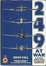 249 at War the authorised history of the RAF's