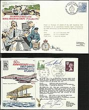 WW2 VIP signed covers 50+ covers in Royal Mail