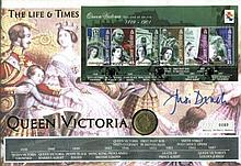 JUDI DENCH: Life & Times of Queen Victoria coin