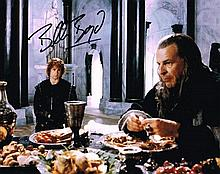 Billy Boyd Lord Of The Rings Signed 10 X 8 Inch