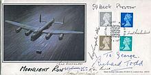 DAMBUSTERS MULTI-SIGNED: British Heritage