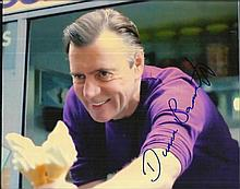 Duncan Ballantyne Dragons Den star signed 10 x 8 colour photo Good condition.