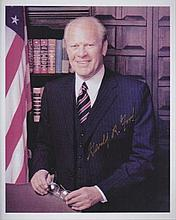 Gerald Ford. 10