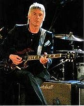 Paul Weller 8x10 c photo of Paul, signed by him in London, 2014 Good condition