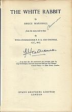 Wing Commander Forest Frederick Edward Yeo-Thomas GC, MC & Bar (17 June 1902 26 February 1964) signe