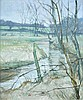 § Anthony Atkinson, RCA (British, b. 1929) Landscape at Boxted signed lower right