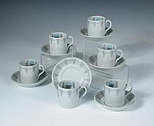 Eric Ravilious for Wedgwood, a collection of Travel pattern wares,