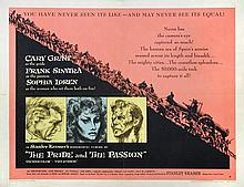 The Pride and the Passion, (United Artists, 1957),