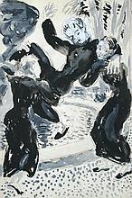 § Duncan Grant (Scottish, 1885-1978) Illustration for