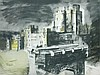 § John Piper, OM, CH (British, 1903-1992) Windsor Castle signed within the print