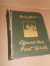 Daily Mail Official War Post Cards,