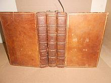 SMITH (Adam) An Inquiry into the Nature and Causes of the Wealth of Nations, 10th edition in 3 vols, 1802, 8vo, worn contempor...