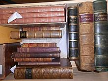 Literature - bindings. CORP (Hariet) An Antidote to the Miseries of Human Life, 9th edition London 1817, 12mo; with - A Sequel...