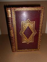Fifty-fifth Annual Report of the Royal Humane Society, London 1829, 8vo, coloured plate, silk doublures, morocco gilt rubbed....