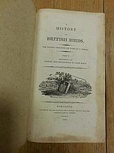 BEWICK (Thomas) A General History of Quadrupeds, Newcastle upon Tyne, 1st edition, 1790, 8vo, illustrations, recent quarter ca...