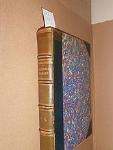 BROGGER & ROLFSEN. Fridtjof Nansen 1861-1893, Stockholm 1896, 8vo, illustrations, folding coloured map, another double page ma...