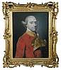 Attributed to William Hoare of Bath, RA (British, circa 1707-1792) Portrait of Lieutenant Colonel John Robinson, pastel on paper