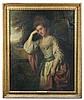 Sir Nathaniel Dance-Holland, Bt., RA (British, 1735-1811) Portrait of Mary Brummell, oil on canvas