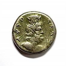 Nero Billon Tetradrachm (Egypt) 64-65AD,