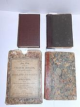 Maps and atlases. WALLIS (J) Pocket Edition.., no date; CAPPER  (B P) A Compendious Geographical Dictionary 1813; another edition 18...