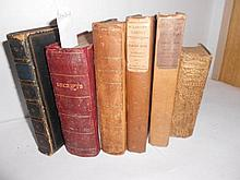 Cookery. Six 19th century cookery books, 8vo or 12mo, by Mrs Rundell, M. Donovan (Lardner's Cabinet Cyclopaedia, in 2 vols), W...