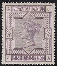 2s6d, (JA), lilac, unmounted mint,