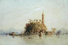 Lieutenant Frederick White (British, 19th century) The Golden Island, China