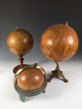 A Danish terrestrial 9 inch 'Jord' globe by Rom,