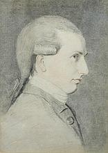 The Reverend Thomas Kerrich (British, 1748-1828) - Portrait of Richard Hey, Esq (1745-1835)