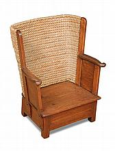 A child's Orkney chair,