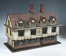 The Ancient House, Ipswich, a doll's house,