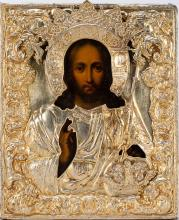 A Russian Icon Jesus Christ.