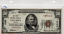 Series Of 1929 $50 Federal Reserve Bank Note,
