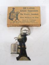 DeLaval Cream Separator match holder