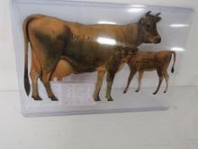 DeLaval Jersey cow & calf set