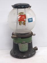 5-Cent Vendor with Barrel Lock & Key