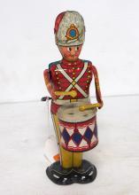 Marx Wind-up Drummer
