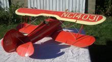 Supersport Six Airplane