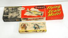 Balsa Wood Airplane Model Kit