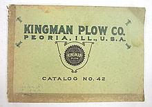 Kingman Plow Co. Catalog No.42