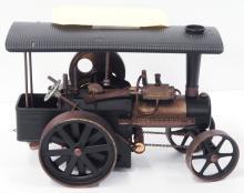 Wilesco D-46 Brass Traktor Steam Engine