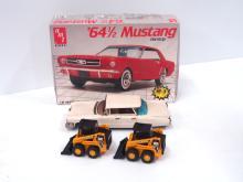 (3) Mustang Toys & Japan Cadillac