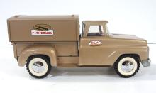 Restored Tonka fisherman truck