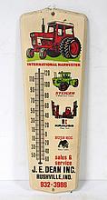International Harvester Dealer Thermometer